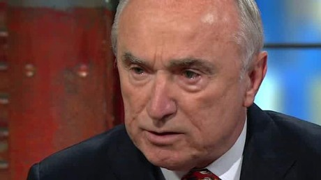 NYPD Commissioner defends New York crime rates