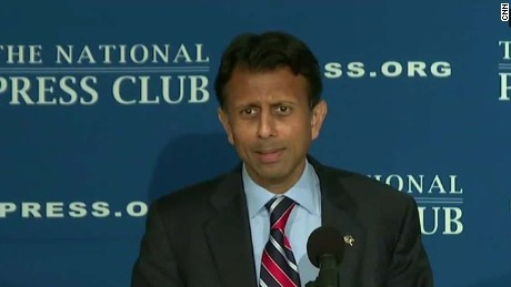 bobby jindal donald trump narcissist SOT newsroom_00001516