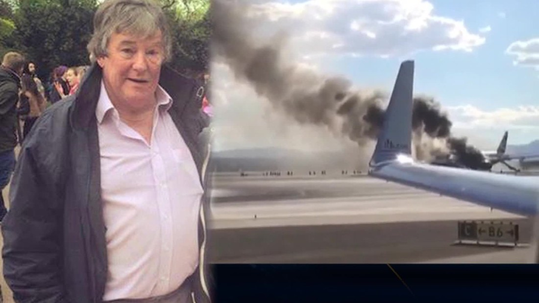 Vegas British Airways plane fire: Outcry over passengers who fled with luggage