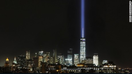9/11 tributes across the nation