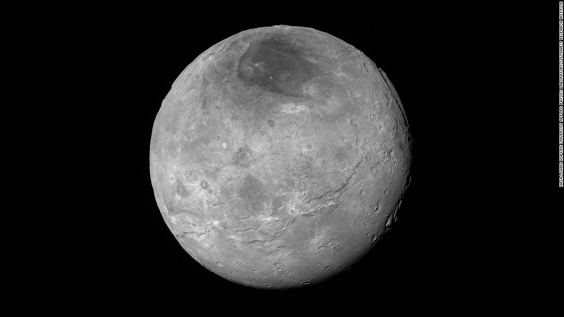 Kerberos Moon Of Plluto: NASA Releases Clearest Images Yet Of Pluto