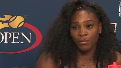 Serena Williams serves up honesty at presser