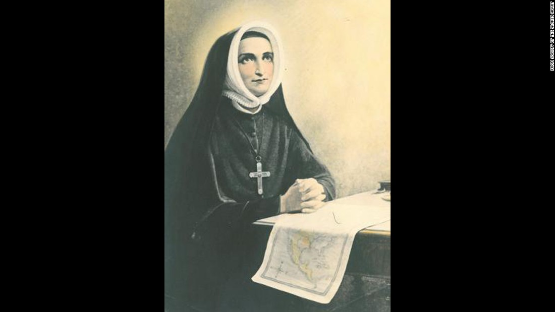 "<strong>St. Rose-Philippine Duchesne</strong> was born in 1769 in France. She became a nun when she was 18, but her contemplative community was dispersed after the French Revolution.  When she was 35, she joined the Society of the Sacred Heart of Jesus. When she was 49, she <a href=""http://www.vatican.va/news_services/liturgy/saints/ns_lit_doc_19880703_duchesne_en.html"" target=""_blank"">sailed for </a>what was then known as the New World, where she established her order's first house outside France and founded several schools. She died in St. Charles, Missouri, in 1852."
