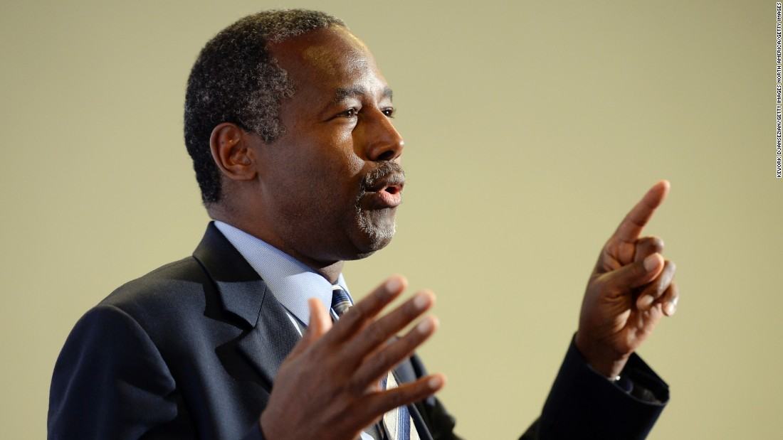 New Hampshire poll: Ben Carson within 4 points of Donald Trump