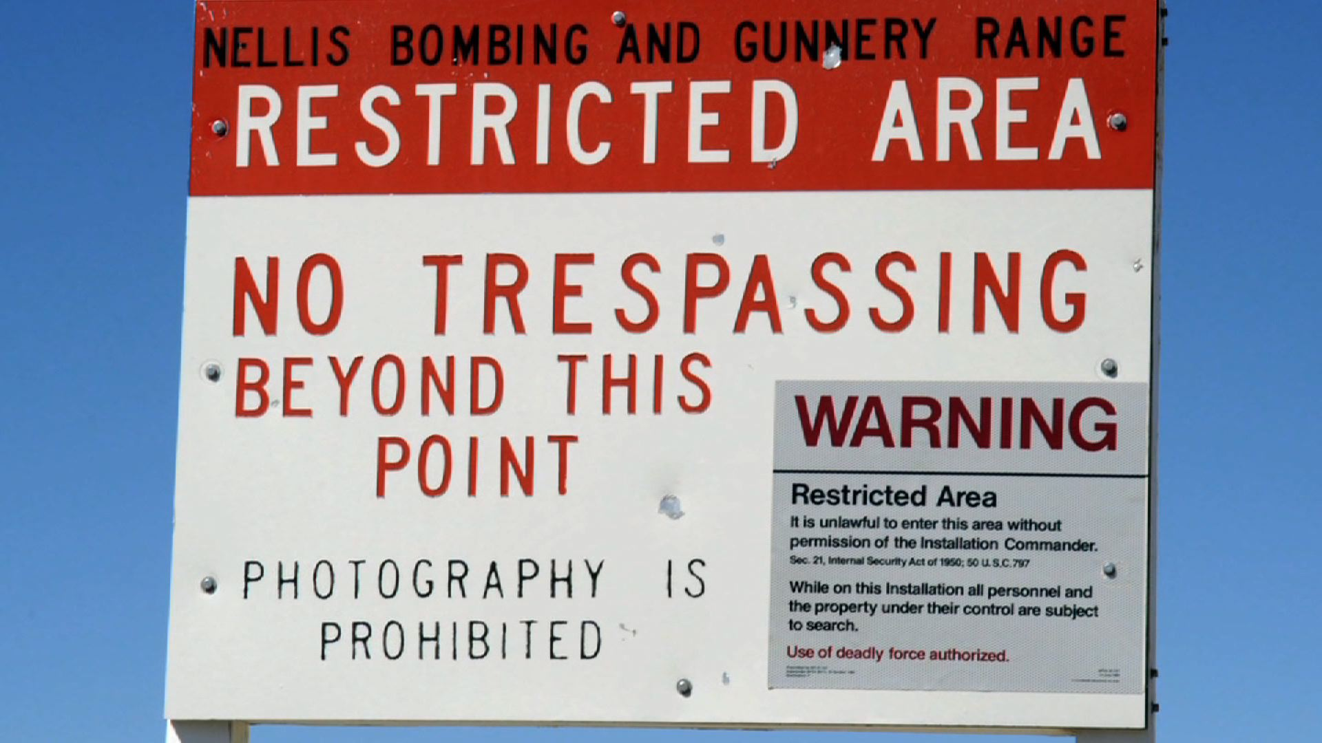 Area 51: A travel guide for the person who signed up for the