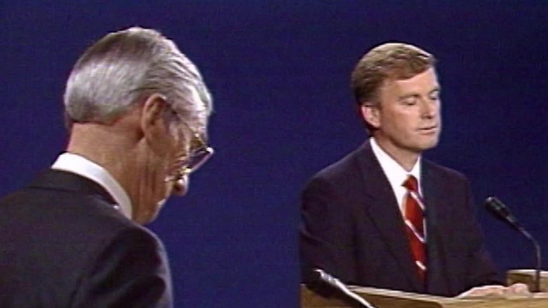 Inside Two Of The Toughest Debate Moments Ever Cnnpolitics