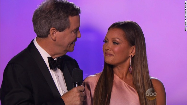 Miss America pageant apologizes to Vanessa Williams