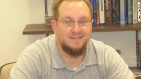 Professor Ethan Schmidt was killed at Delta State Monday.