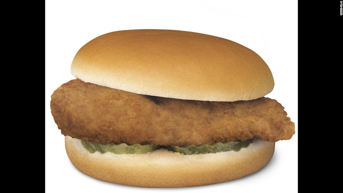 "Chick-fil-A earned 25 points out of a possible 32 and received a grade of B. The company responded, noting it was ""the first in the quick service restaurant industry to announce a commitment to 'No Antibiotics Ever' in its chicken supply back in 2014 ... Because of this stringent requirement and our desire to have third-party verification of our suppliers' processes, the switch will take some time."""