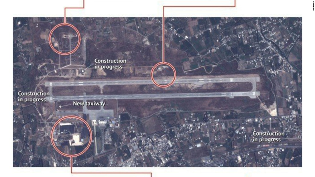 U.S. looks on warily as Russian helicopters arrive in Syria
