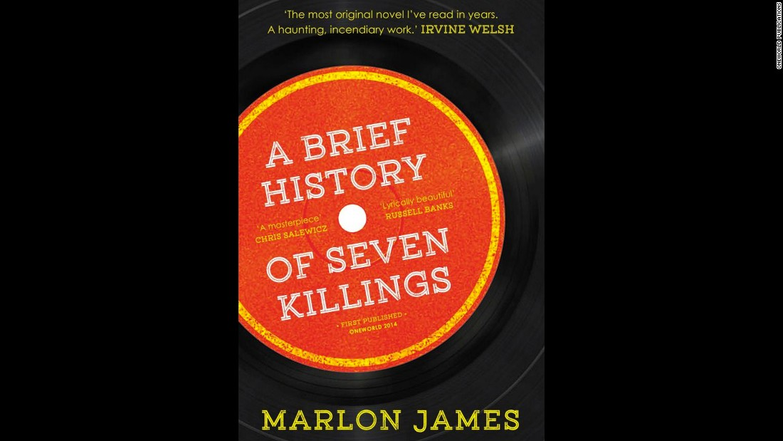 "The Man Booker Prize for Fiction, first awarded in 1969, celebrates fiction written in English and published in the United Kingdom. This is the second year the prize has been open to writers of any nationality. Author Marlon James of Jamaica is one of six authors shortlisted for the prize for ""A Brief History of Seven Killings."""