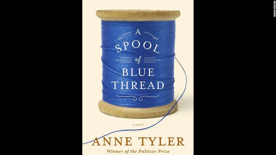 "Pulitzer Prize-winning American novelist Anne Tyler was shortlisted for ""A Spool of Blue Thread."" In previous years, the prize was open only to authors from the United Kingdom & Commonwealth, Republic of Ireland and Zimbabwe."