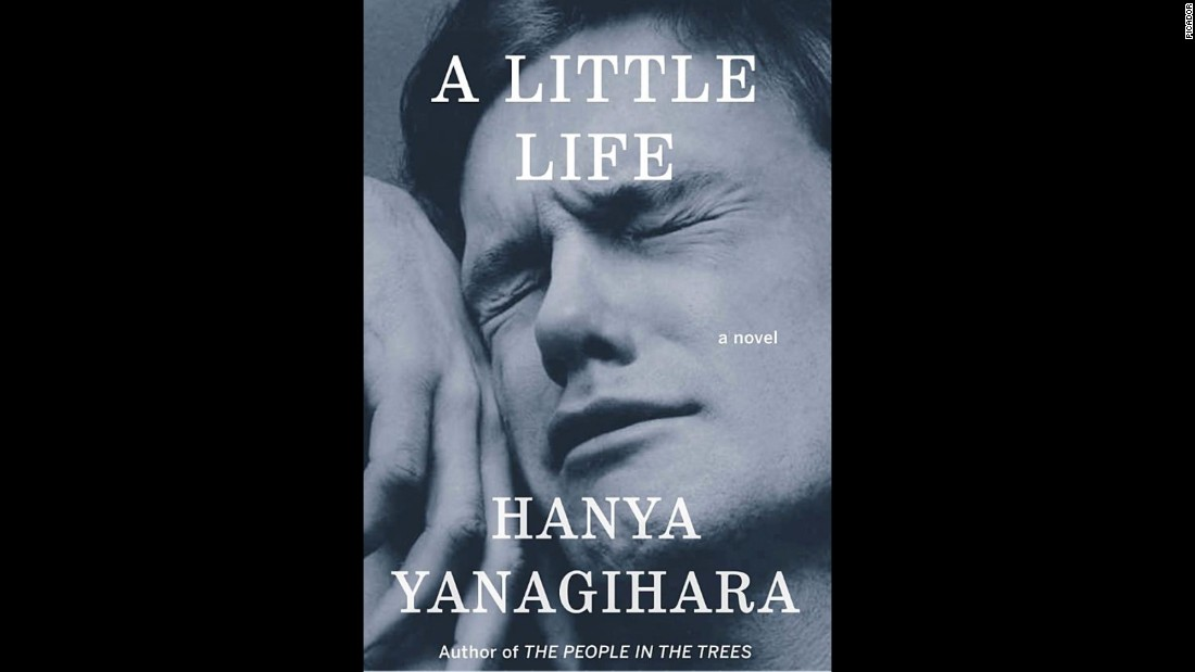"American writer Hanya Yanagihara made the 2015 Man Booker shortlist for ""A Little Life."""