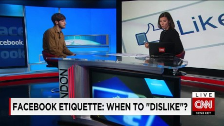 exp Dan Worth, deputy editor, V3, discusses the prospect of a new Facebook button  _00002001