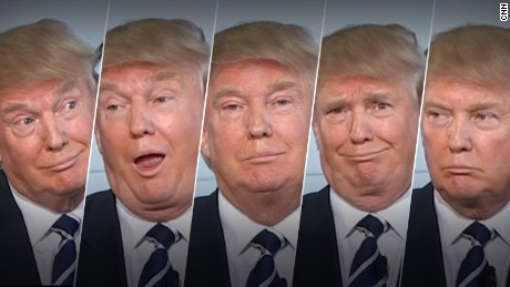 Best Trump zingers of the CNN Republican debate