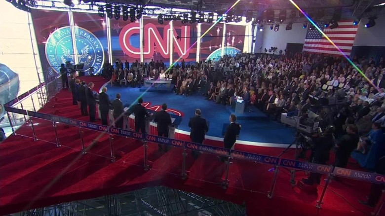 Best debate moments from Christie, Fiorina and Rubio