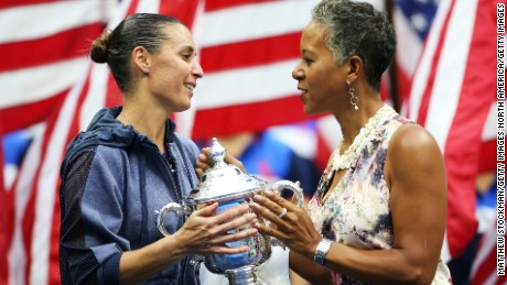 Flavia Pennetta's fairytale ending at the U.S. Open