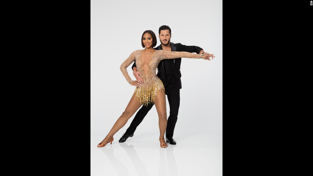Reality and producer Tamar Braxton doesn't always like to follow directions from pro partner and season 20 champ Valentin Chmerkovskiy. Still, their chemistry and moves are putting them in contention.