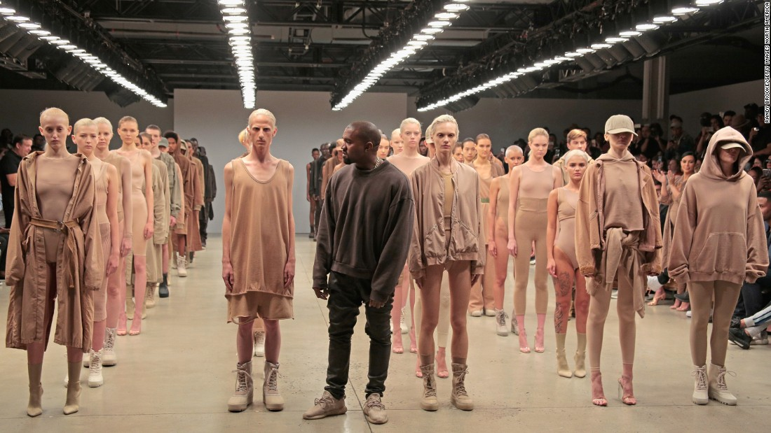 Kanye West handed out another one of his classic surprises when he announced he'd be presenting Yeezy Season 2, a follow-up to his first collection with Adidas shown in February. We detect a bit of a theme here...