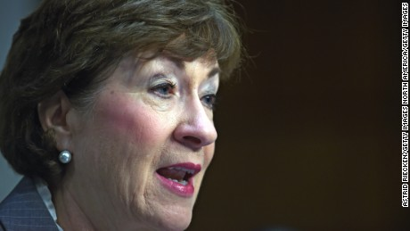 GOP senator backs Supreme Court hearings
