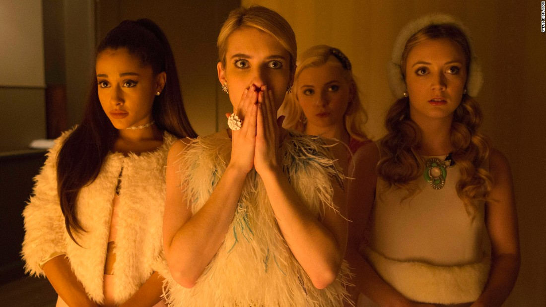"<strong>""Scream Queens,"" premiered September 22, 8 p.m., Fox: </strong>Producer extraordinaire<strong> </strong>Ryan Murphy returns to Fox, with a show that combines the youthfulness and biting dialogue of ""Glee"" with his other hit, ""American Horror Story."" Emma Roberts, Lea Michele and Jamie Lee Curtis star in the show about sorority girls threatened by a masked killer (even Ariana Grande pops up)."