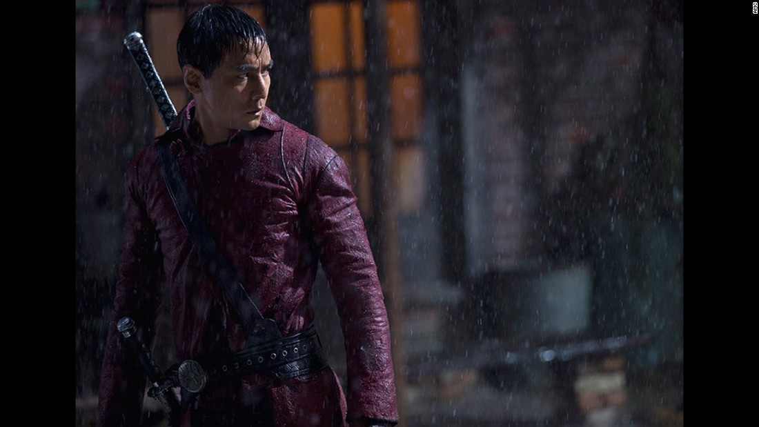 "<strong>""Into the Badlands,"" premieres November 15, 10 p.m., AMC: </strong>AMC hopes to do for martial arts what it did for zombies in this new series."
