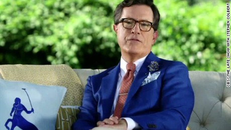 Colbert starts his own lifestyle brand Newday daily hit _00005311