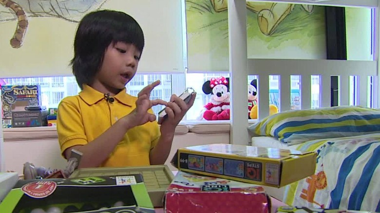Singapore's genius kid with a chart-topping IQ