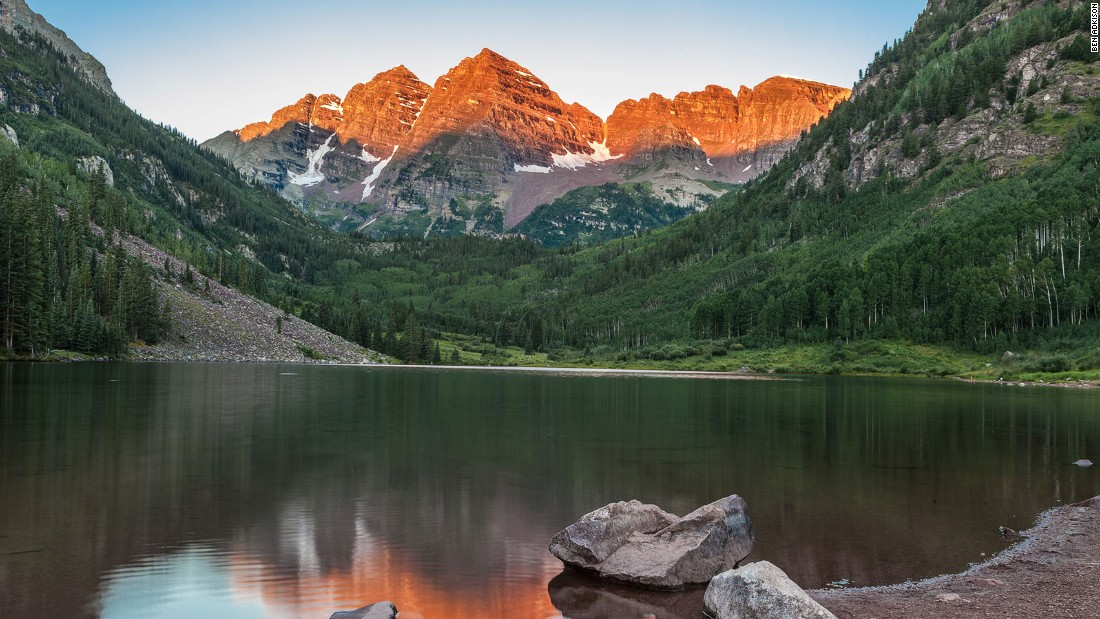 American Rockies: How to get those classic photos