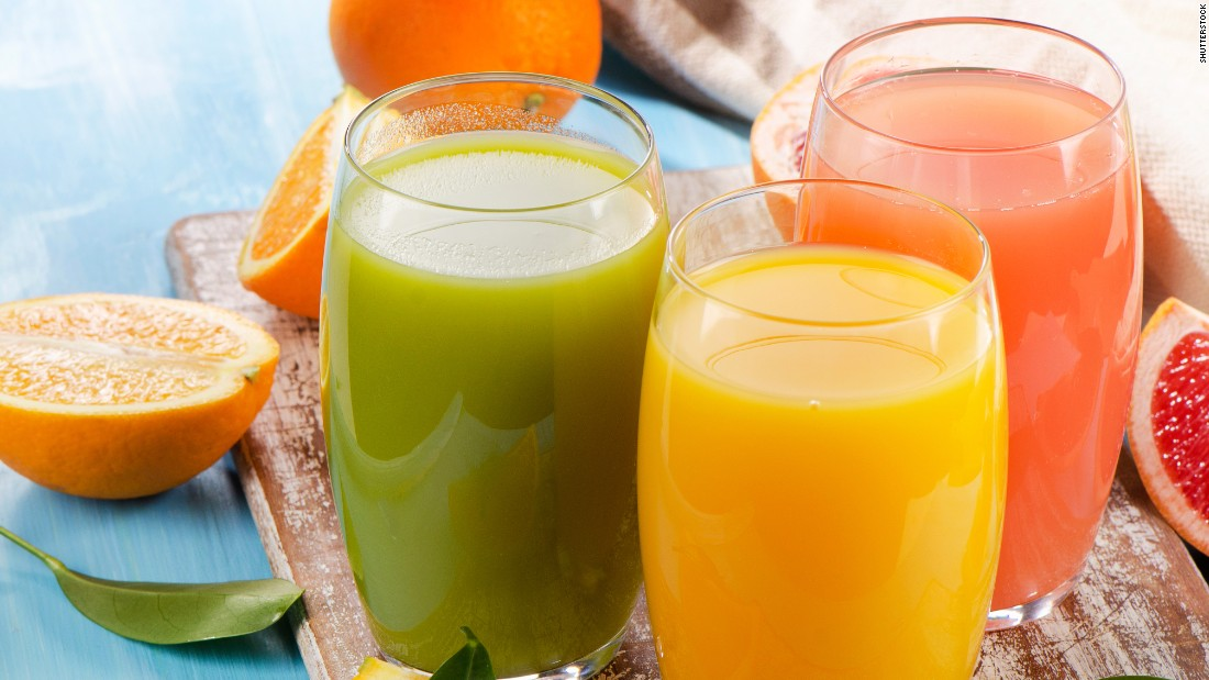 Citrus juices account for 14.3% of young people's fruit intake, researchers said.<br />
