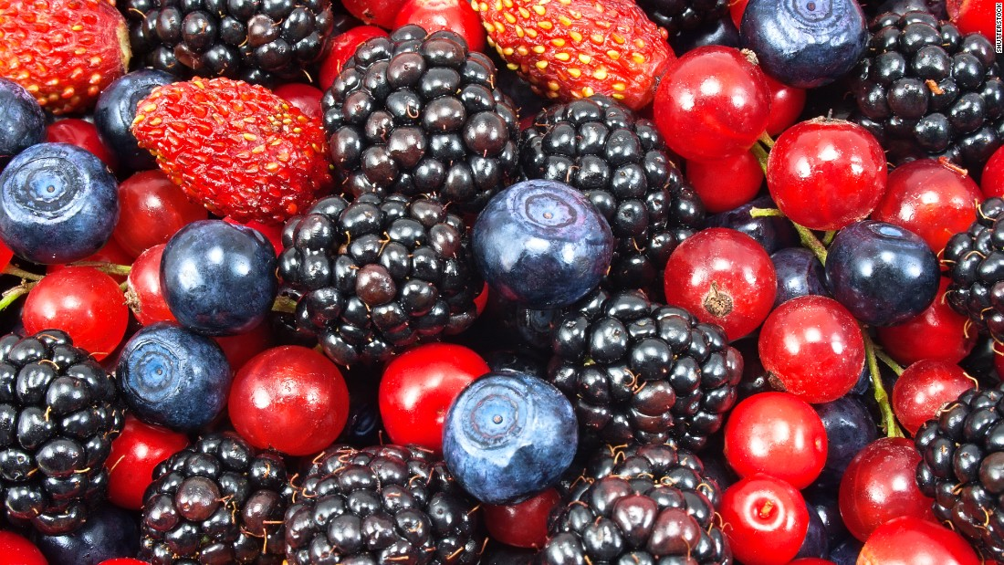 Fresh berries are an especially easy way to punch up your fiber intake. These bite-size beauties are chock full of fiber a cup of most berries adds 3 to 4 grams and satisfies your sweet tooth to boot