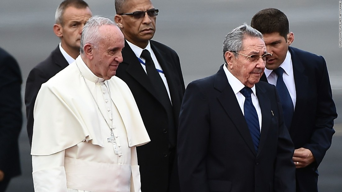 In Cuba, Pope delivers veiled critique