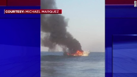 boaters rescue family from burning boat texas_00000206.jpg