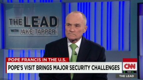Pope NYC Security Ray Kelly Intv. The Lead _00011613