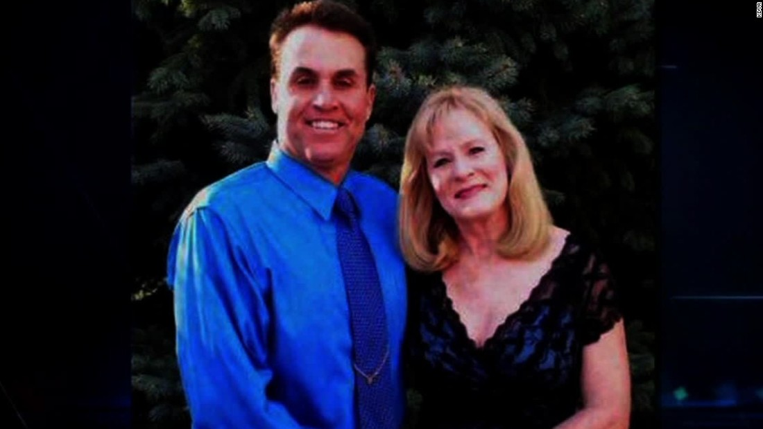 Man accused of pushing wife off Colorado cliff convicted of murder