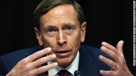 David Petraeus:  ISIS is on its way to defeat but terrorism threat persists