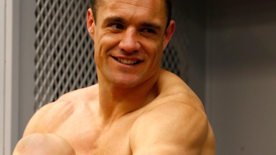 Dan Carter: All Blacks star's Rugby World Cup odyssey - CNN