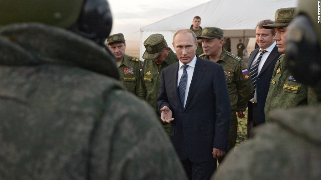 Russia launches first airstrikes in Syria