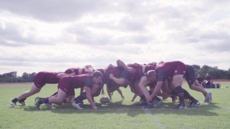 CNN Sport explains: What happens in a scrum?