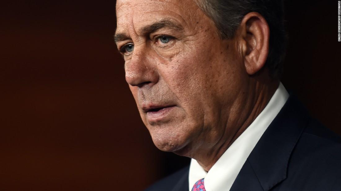 Why John Boehner quit