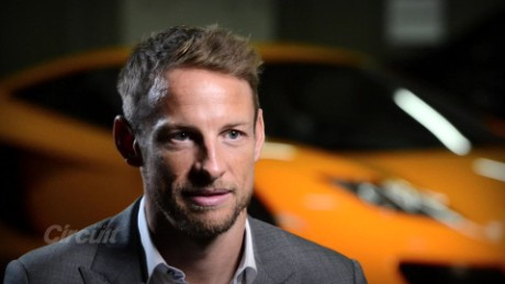 Jenson Button: Big in Japan