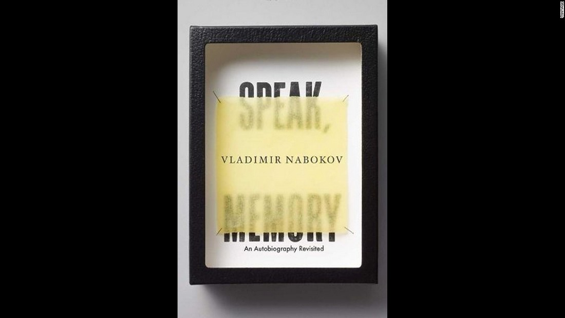 "Vladimir Nabokov is perhaps best known for intricate novels such as ""Lolita,"" ""Pale Fire"" and ""Pnin."" His delicate, elongated style is on display in ""Speak, Memory,"" his 1951 memoir (expanded in 1966) about his life in Russia before and after the Russian Revolution. ""He's just your standard virtuoso aristocrat from a gilded age,"" writes Karr."