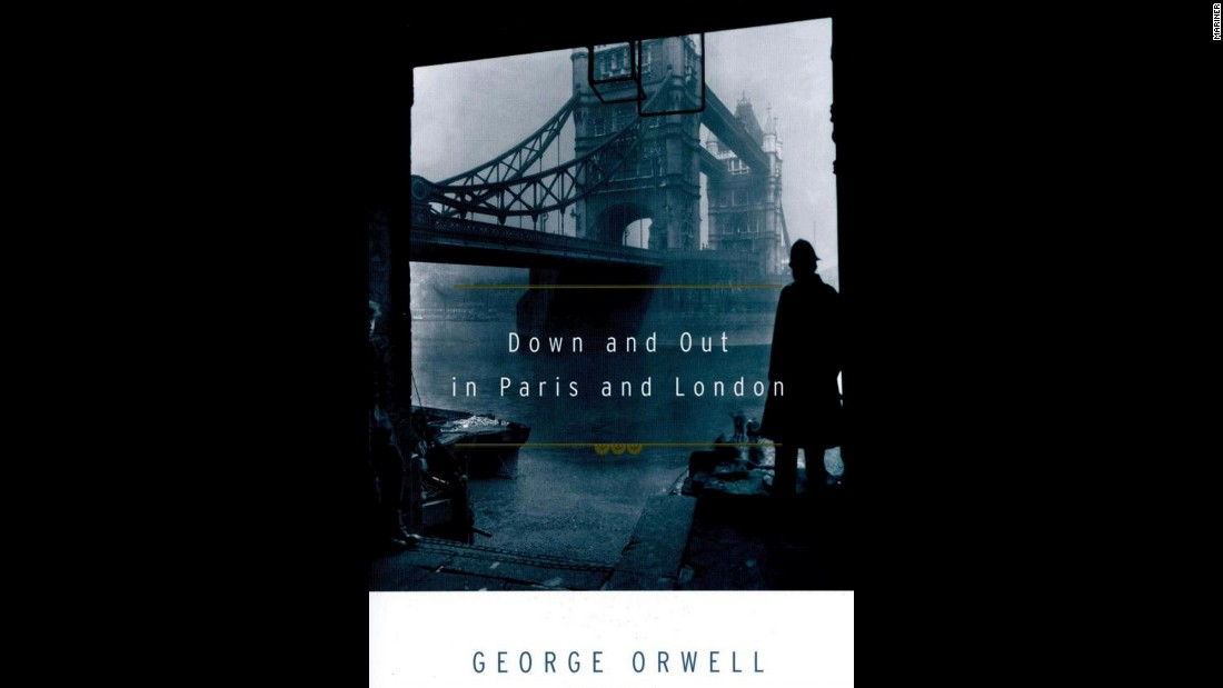 "George Orwell earned lasting fame as the novelist of ""Animal Farm"" and ""1984,"" but his brilliant essays and nonfiction are the cornerstone of his reputation. ""Down and Out in Paris and London,"" published in 1933, describes a period in which he was ""tramping"" around the two cities, living on the margins and keeping a keen eye on everyday life."