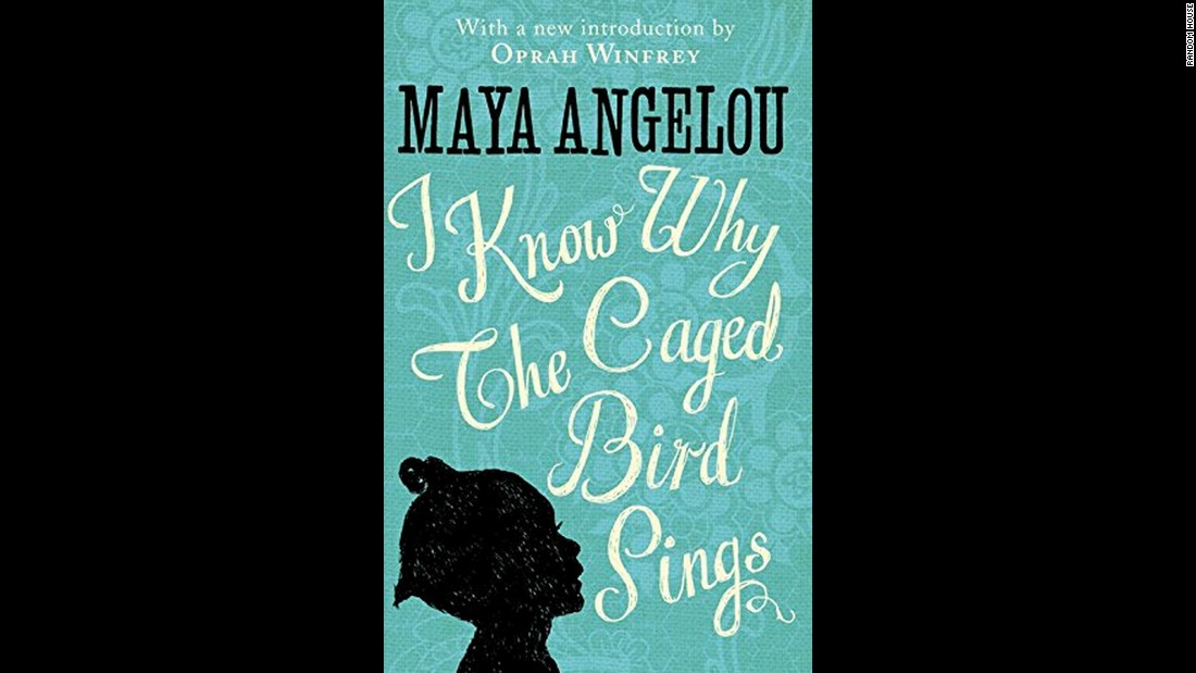 "Maya Angelou's ""I Know Why the Caged Bird Sings,"" from 1969, captures the story of Angelou's horrific childhood, including rape, homelessness and teen pregnancy. And yet the tone is ultimately uplifting. The book, which made Angelou famous, has become a mainstay of reading lists."
