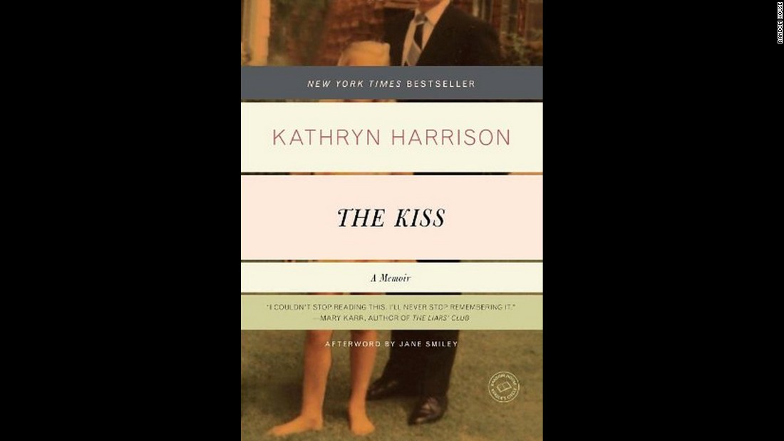 "Kathryn Harrison's ""The Kiss,"" which concerns her incestuous relationship with her father, was met with shock when it appeared in 1997. ""Did Kathryn Harrison's new memoir go too far?"" asked a headline in Entertainment Weekly. Karr calls it ""one of the bravest memoirs in recent memory."""