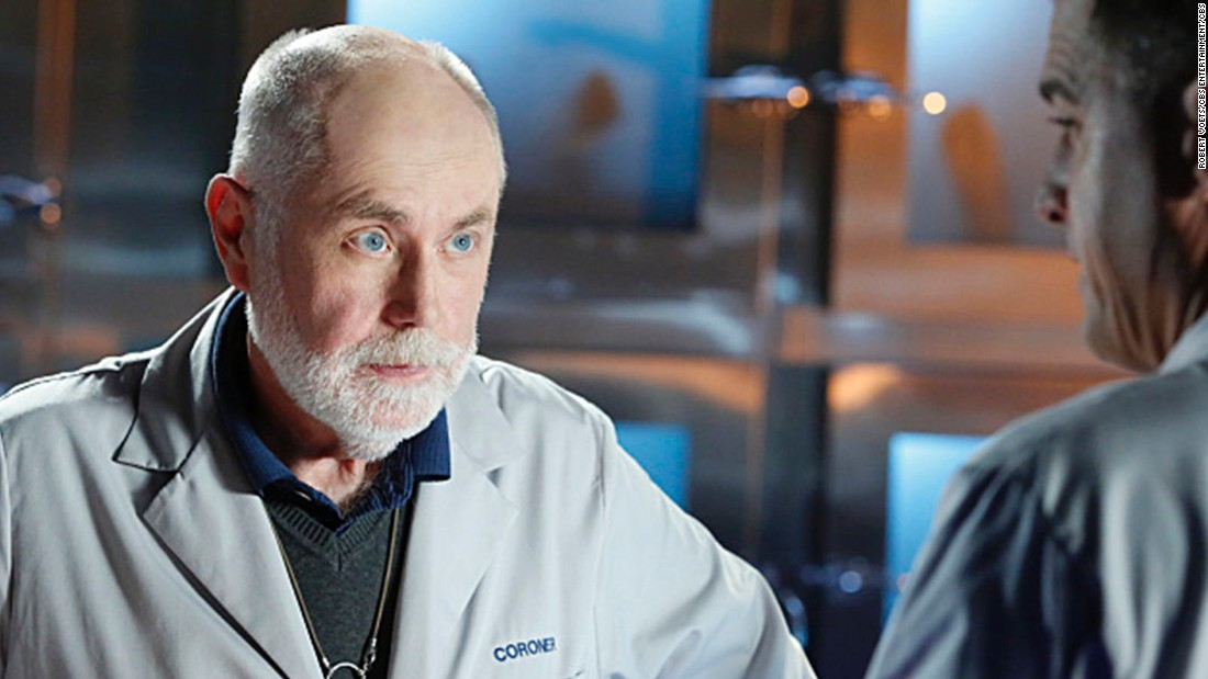 "Robert David Hall, who plays coroner Dr. Al Robbins, was an intriguing addition to the cast: having had both legs amputated, he gets around in a wheelchair or with prosthetics. Hall himself lost both legs in a car accident. His character has been a mainstay of ""CSI"" since the third season and appeared at times in the first two."