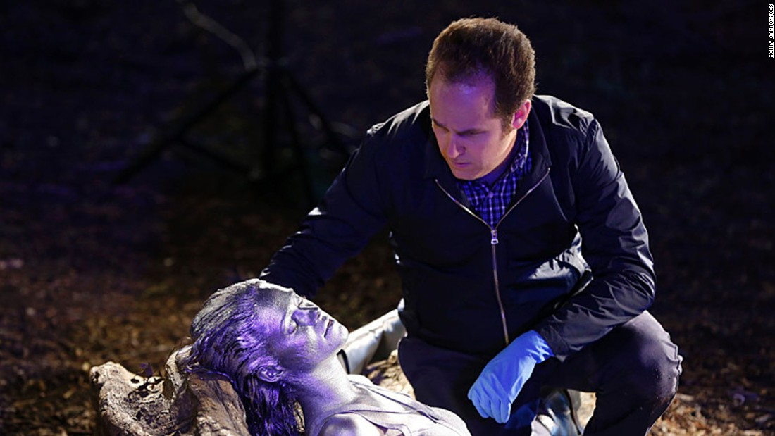 "David Berman, who plays assistant coroner ""Super"" Dave Phillips, had occasional appearances on ""CSI"" from the first season through the ninth, becoming a regular in season 10. Berman was also on ""Drop Dead Diva"" for five years."