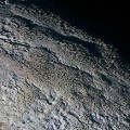 pluto textured mountain