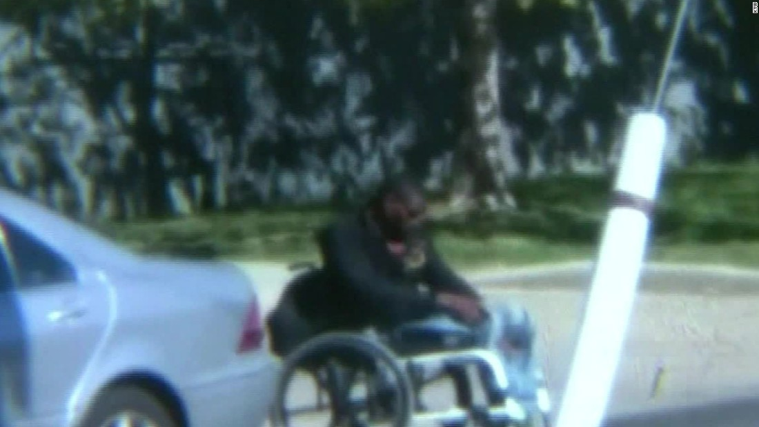 Delaware police shoot man in wheelchair; his relatives ask why