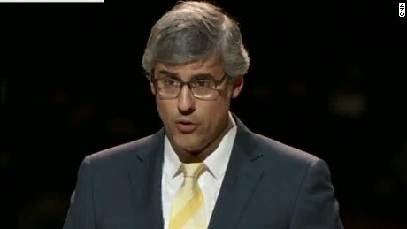 Mo Rocca papal mass Madison Square Garden _00001117